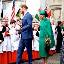 """【イタすぎるセレブ達】ヘンリー王子夫妻""""高位王族""""として最後の公務 メーガン妃がウィリアム王子・キャサリン妃に無視される場面も"""