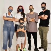 【イタすぎるセレブ達】アマル・クルーニーの姉、マスク売り上げ一部を赤十字に寄付