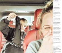【海外発!Breaking News】ああ静電気「ママの下着がズボンの中に!」学校で起こったハプニングに大爆笑(米)