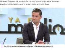 【海外発!Breaking News】自宅からの生放送に半裸の女性 浮気がバレたニュースキャスター(スペイン)<動画あり>
