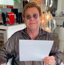 【イタすぎるセレブ達】コロナの医療崩壊からHIV感染者を守れ! エルトン・ジョンが緊急基金立ち上げ、1億円超を寄付