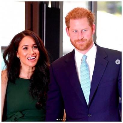 【イタすぎるセレブ達】ヘンリー王子&メーガン妃、LA新居での初ショットは1000万円超の価値アリ? 米パパラッチが明かす