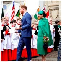 【イタすぎるセレブ達】ヘンリー王子・メーガン妃夫妻、新団体名「Archewell(アーチウェル)」の商標登録を申請