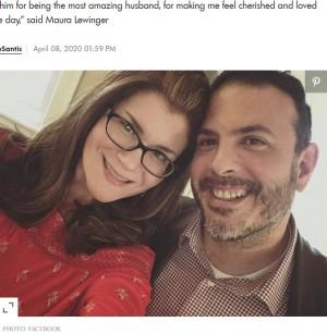 【海外発!Breaking News】コロナ感染で逝ってしまった夫 最期の別れは思い出のウエディングソングで(米)