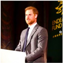 【イタすぎるセレブ達】ヘンリー王子、新プロジェクトを通じ軍人コミュニティーをサポート