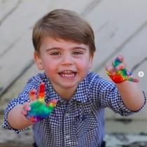 【イタすぎるセレブ達】ウィリアム王子夫妻の次男ルイ王子が2歳に 公開された最新写真は今回もキャサリン妃が撮影