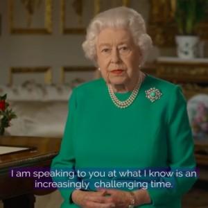 【イタすぎるセレブ達】エリザベス女王「家族や友人とまた会える日は訪れる」 コロナ危機さなかのスピーチが感動呼ぶ