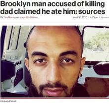 【海外発!Breaking News】自主隔離中に26歳男「父親を殺して食べた」と自首 異常な犯罪にNY市警察も震撼(米)