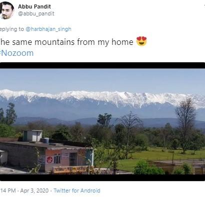 【海外発!Breaking News】30年ぶりインドにヒマラヤ山脈の絶景が蘇る 都市封鎖による大気汚染激減が原因か