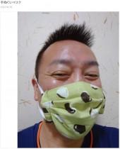 【エンタがビタミン♪】林家たい平、5日間でマスク100枚を手作り「タイガーマスクならぬタイヘーマスク」