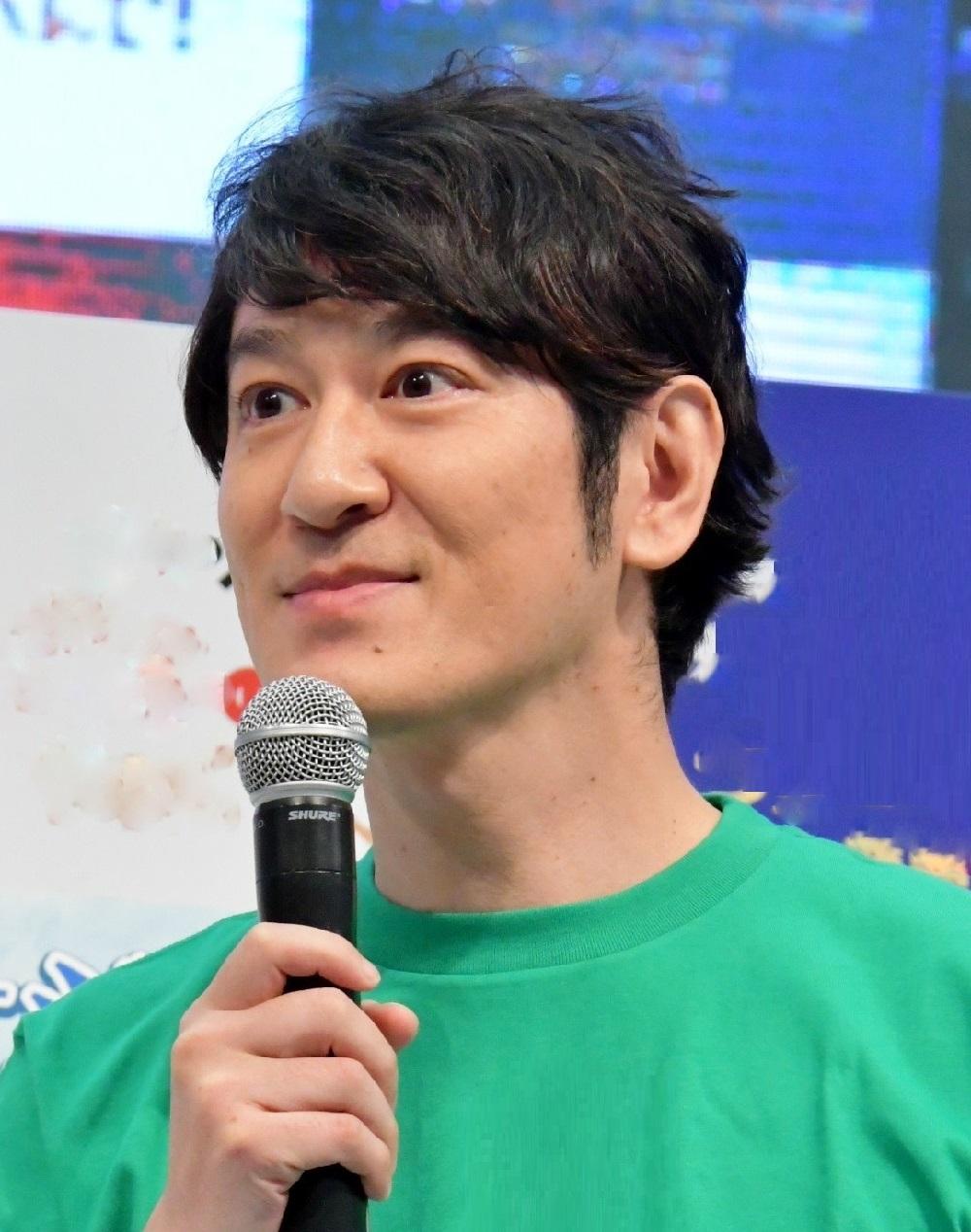 田中直樹は4月26日で49歳に