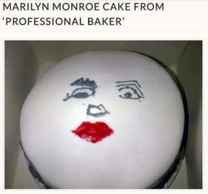 【海外発!Breaking News】「5歳の娘が作った方がマシ!」世界の残念すぎる特注ケーキ6選