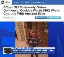 【海外発!Breaking News】ソファーを注文した2歳児に、大人買いした6歳児…ネットショッピングで親を仰天させた子供達
