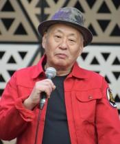 【エンタがビタミン♪・番外編】志賀廣太郎さん逝去 『三匹のおっさん』ショットにホリプロ社長「悲しい写真になってしまいました」