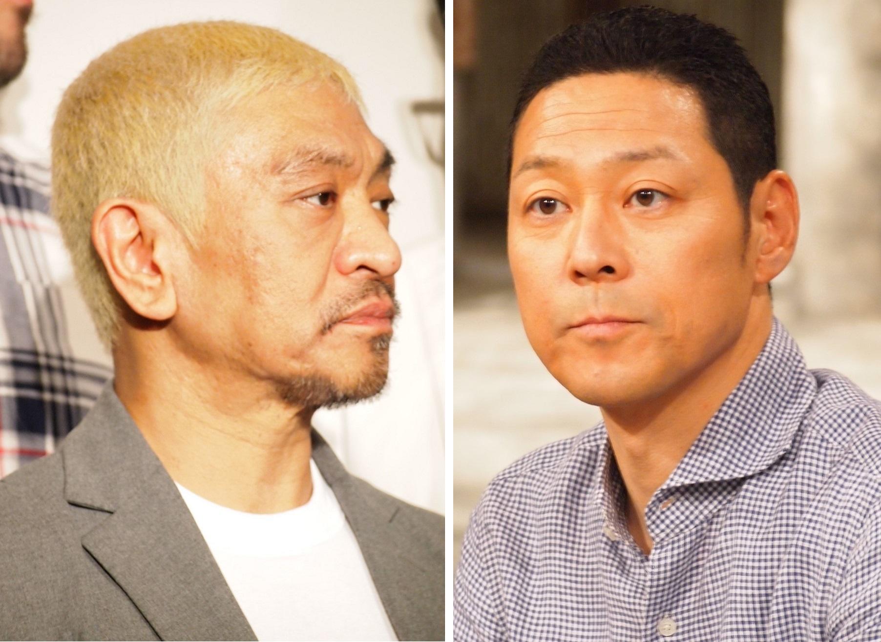 松本と東野、岡村に手を差し伸べるか?
