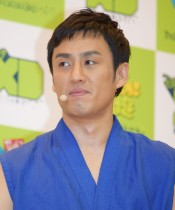 【エンタがビタミン♪】ロバート山本博、ボクシングデビュー戦の相手ジロリアン陸と絆「僕の希望です!」