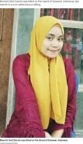 【海外発!Breaking News】45歳従兄と関係を持った16歳妹、兄2人がナタで斬首「名誉殺人」を主張(インドネシア)