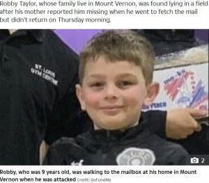 【海外発!Breaking News】郵便物を取りに外に出た9歳男児、ピットブル2頭に襲われ死亡(米)
