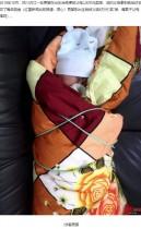 薬物に溺れたカップル、産まれたばかりの赤ちゃんを売り飛ばす(中国)