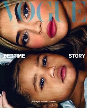 【イタすぎるセレブ達】「心のすべてを奪う存在」カイリー・ジェンナー、溺愛する娘と『VOGUE』表紙を飾る