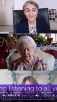 【イタすぎるセレブ達】エリザベス女王、初のZoom公務 家族の介護をする人達に温かいメッセージ