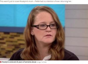 【海外発!Breaking News】12歳で誘拐され、9人の子供をもうけた36歳女性「私の人生は義父に奪われた」(米)