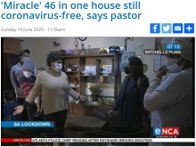 【海外発!Breaking News】ひとつ屋根の下に46人暮らし それでも感染者ゼロの大家族(南ア)<動画あり>