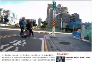 【海外発!Breaking News】信号待ちでバイクを降りてストレッチ 警察の目にとまり逮捕された指名手配犯(台湾)