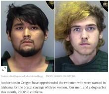 【海外発!Breaking News】「七つの大罪」というクラブに所属していた男2人、7人を殺害し逮捕(米)
