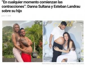 【海外発!Breaking News】トランスジェンダーの夫婦、自然妊娠で夫が元気な赤ちゃんを出産(プエルトリコ)