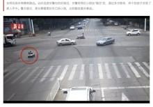 【海外発!Breaking News】おもちゃの車を運転する幼い兄妹、交通量の激しい道路を逆走(中国)<動画あり>