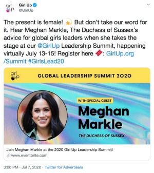【イタすぎるセレブ達】メーガン妃、女性リーダーを支援するイベントでスピーチへ LA移住後初の公の舞台に注目集まる