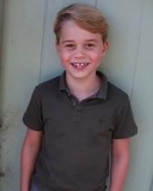 【イタすぎるセレブ達】英ジョージ王子7歳に 意外な負けず嫌いぶりも明らかに