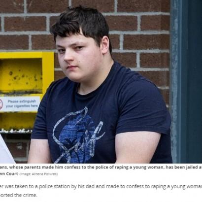 【海外発!Breaking News】18歳息子の性犯罪を知った父親「真実を話して欲しい」と説得、警察で自白させる(英)