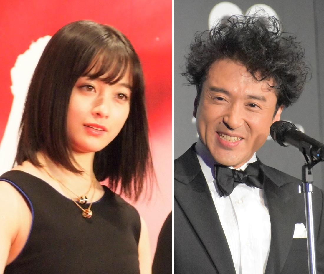 『新解釈・三國志』で黄夫人役に決定した橋本環奈と夫・孔明役を演じるムロツヨシ
