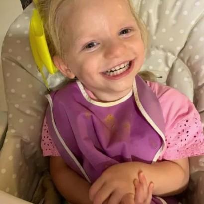 【海外発!Breaking News】常に笑顔の3歳児 「アンジェルマン症候群を知って!」と母親(米)