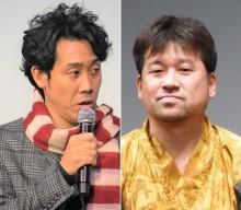 【エンタがビタミン♪】大泉洋と佐藤二朗、映画リハーサルの合間にアドリブ談義「それが僕らの仕事ですから」