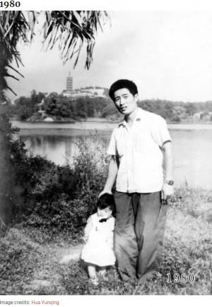【海外発!Breaking News】約40年間同じ場所で写真を撮り続けた父娘 その写真が感動的(中国)