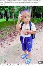 【海外発!Breaking News】スクールバスに6時間置き去りにされた2歳児死亡 母親から連絡を受けるまで誰も気付かず(タイ)