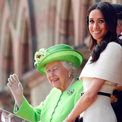 【イタすぎるセレブ達】メーガン妃の誕生日祝福の英王室に「そんな必要なし!」の声多数