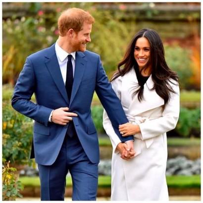 【イタすぎるセレブ達】ヘンリー王子・メーガン妃が15億円超の豪邸購入 すでに新居で生活も