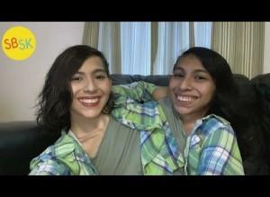 【海外発!Breaking News】「3日もてばいい」と言われた結合双生児が20歳に 「私たちは2人の個性ある人間」(米)<動画あり>