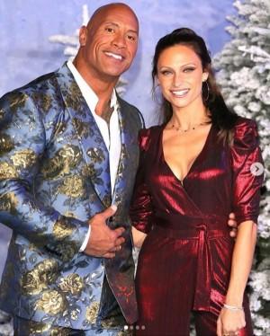 【イタすぎるセレブ達】ドウェイン・ジョンソン、結婚1周年迎え挙式映像を公開 歌手の妻はウェディングソングをリリース