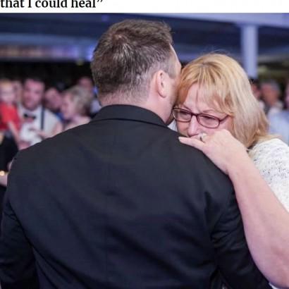 【海外発!Breaking News】7歳で養子縁組をした男性が母への熱い想い語る「母の愛と優しさが私の人生を変えてくれた」(米)