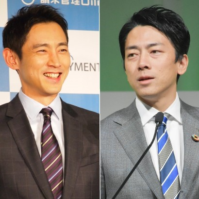【エンタがビタミン♪】小泉孝太郎、甥っ子よりも「進次郎が可愛くて!」 生後8か月のスカジャン姿公開