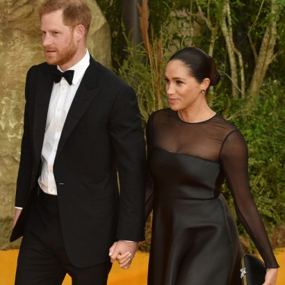 【イタすぎるセレブ達】ヘンリー王子・メーガン妃夫妻、Netflixと複数年にわたる契約交わす