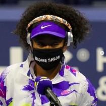【イタすぎるセレブ達】大坂なおみ選手、全米オープンでブレオナ・テイラーさんの名前入りマスク着用しBLMをサポート
