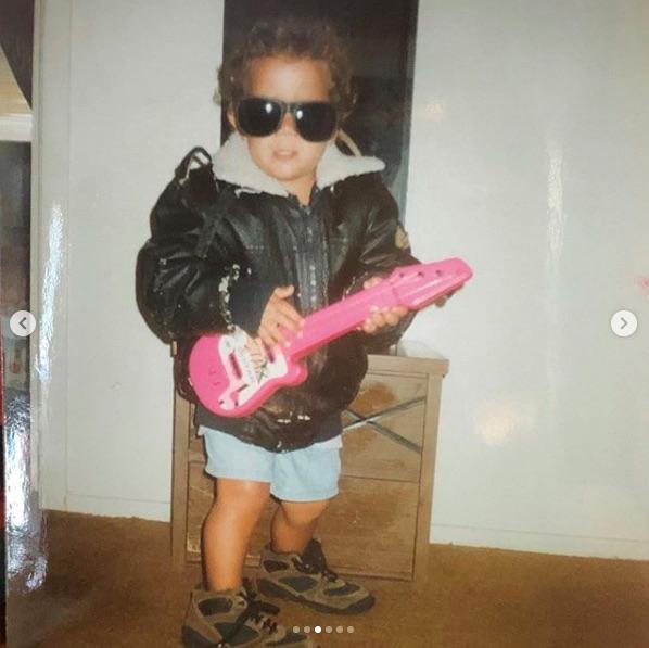 ミュージシャンになる夢は幼少期から?(画像は『Papa Kevin Jonas 2020年9月16日付Instagram「Happy Birthday @nickjonas.」』のスクリーンショット)