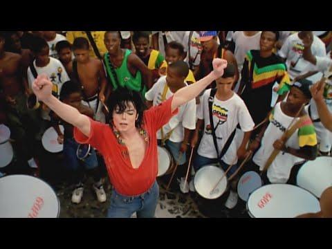 1995年発表の『They Don't Care About Us』が再び(画像は『Michael Jackson 2020年8月29日公開 YouTube「Michael Jackson - They Don't Care About Us(2020)」』のサムネイル)