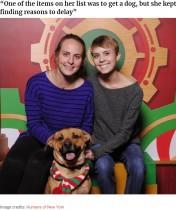 【海外発!Breaking News】がんの姉に最期まで寄り添った愛犬、引き取った妹が「癒され、強い絆を感じる」と綴る